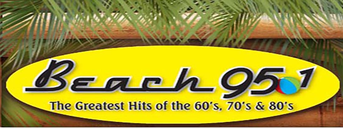 "Beach 95.1 ""Beach Party"" Sponsor!"