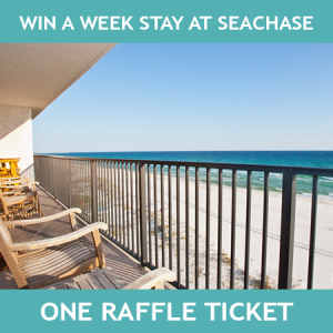 Raffle to Win a Week Stay at Seachase