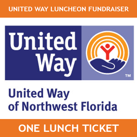 United Way Luncheon Fundraiser – Monday Nov 6 – Buy Your Tickets Today!