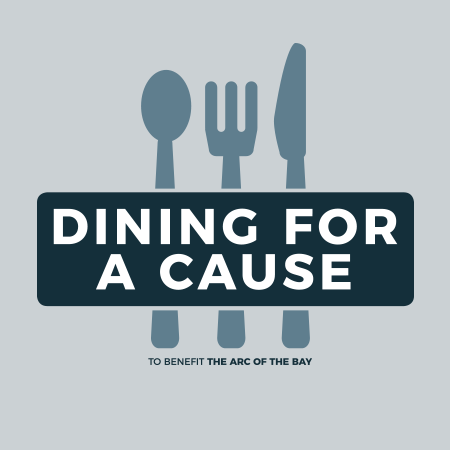 Dining For a Cause – Every Friday in March – Click for Location and Date Information