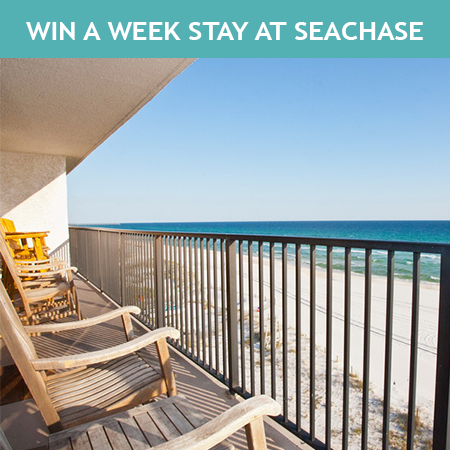 WIN a WEEK Stay at Seachase (on Panama City Beach)